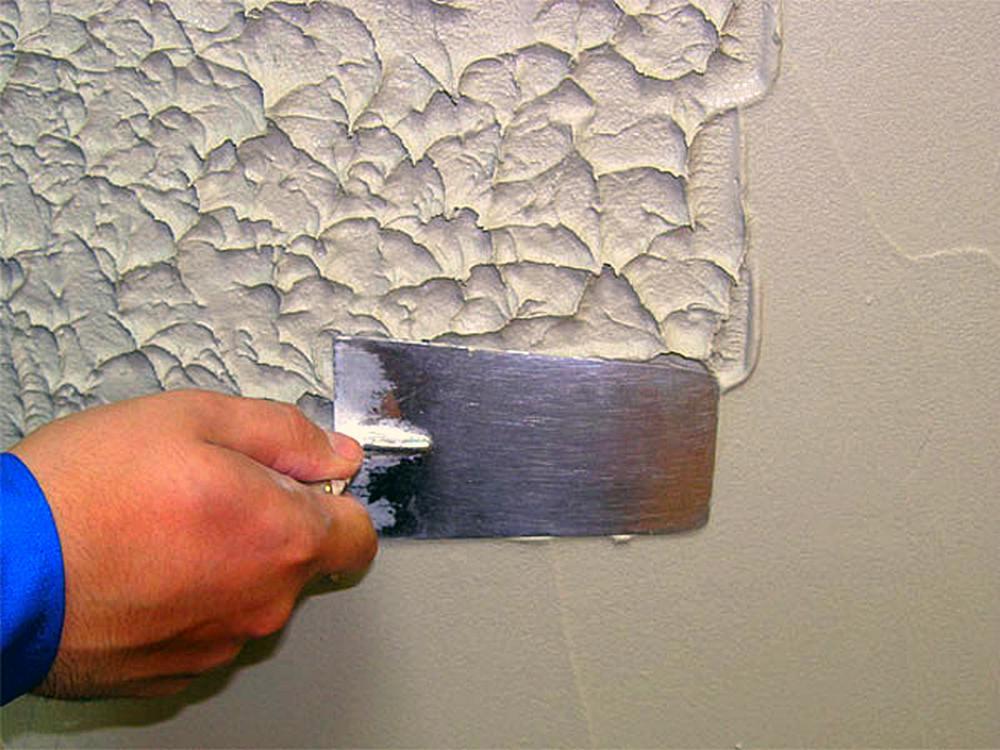 подготовка стен под декоративную штукатурку видео