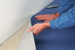 Укладка ковролина в квартире