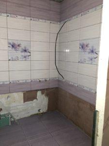 Ремонт в ванной комнате ??